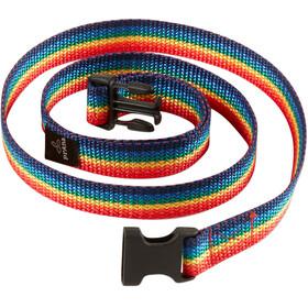 Prana Chalkbag Belt Rainbow